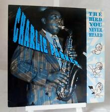 Charlie Parker ... The Bird You Never Heard...Stash Records ..ST 280