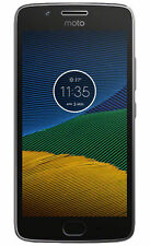 Motorola Moto G 5th Generation - 16GB - Lunar Grey (Unlocked) Smartphone