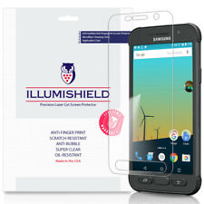 3x iLLumiShield Ultra Clear Screen Protector Cover for Samsung Galaxy S7 Active