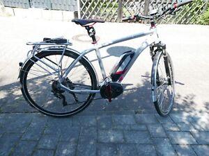 Kettler E Bike Traveller E Light silber 28 Zoll