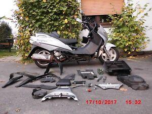 Ersatzteile parts Suzuki AN400 Burgman: seat saddle selle posto Sitzbank Sattel