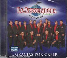 La Arolladora Banda El Limon CD NEW Gracias Por Creer ALBUM El Nuevo 2013 SEALED