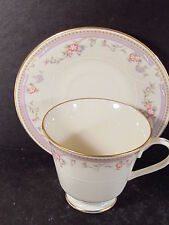 Lenox Fine China Medford Cup And Saucer Set
