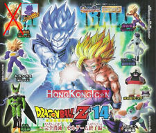 DRAGONBALL Dragon Ball Z Bandai 2007 Gashapon Figures HG Part 14 Set B of 7