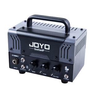 JOYO ZOMBIE (DUAL RECTIFIER) BanTamP Mini Amp Head 20W 2 Channel Hybrid Tube Amp