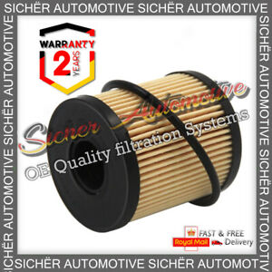 Genuine Sicher Ford Transit Mk7 2006 - 2014 2.2 TDCi Oil Filter 1717510