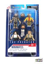 Predator Movie Minimates The Predator Series 1 Box Set