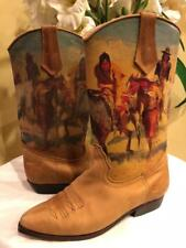 Seychelles Western painted  Horse Boot  size 7(1400