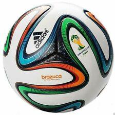 ADIDAS BRAZUCA OFFICIAL SOCCER MATCH BALL FIFA WORLD CUP 2014 BRAZIL SIZE 5
