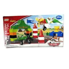 LEGO Disney Duplo 10510 Ripslinger's Air Race Airplane NISB Factory Sealed