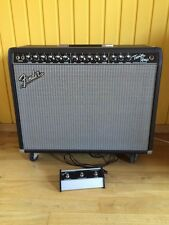 Fender 'The Twin' a.k.a. The Evil amp mint condition .
