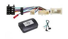 Car Radio Adapter + STEERING WHEEL FOR NISSAN NV400 PRIMASTAR 1 2
