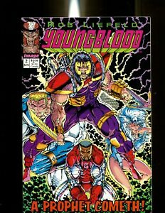 YOUNGBLOOD 2 PINK VARIANT (9.8) 1ST PROPHET & SHADOWHAWK IMAGE (B026)