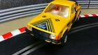Scalextric Car,vintage, C0394 Type 1 Ford escort XR3I No5 yellow slotcar scalex