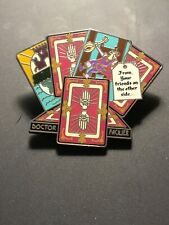Disney Pin Stocking Stuffers Mystery Holiday Doctor Facilier Tarot Cards