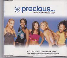 Precious-Its Gonna Be My Way cd maxi single