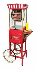 Nostalgia HDF510 54-Inch Tall Hot Dog Ferris Wheel Cart Kitchen Home Business