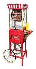 Nostalgia HDF510 54-Inch Tall Hot Dog Ferris Wheel Cart Kitchen Home Business