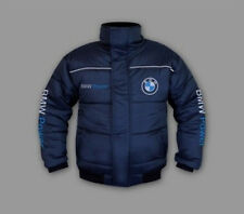 Neu BMW Power Winter Jacke, Herren Bestickt Jacket Gr. S, M, L, XL, XXL, XXXL