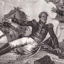 Jean-Marie Valhubert Avranches Manche Austerlitz Napoléon Bonaparte Empire 1825