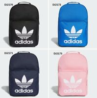 Adidas Classic Trefoil Backpack Pick Yours: Black Blue Navy Pink - Multipropose