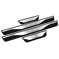 Car Door Sill Cover Accessories for Mazda Cx-30 Cx30 Car Stainless Steel Sc W4F3