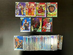 1997 Pinnacle Inaugural Edition Inside WNBA Executive Collection Complete (81)