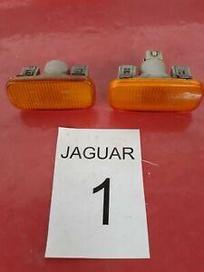 B1 Jaguar XJ6 XJ12 XJ8 Turn Signal Indicator Amber Lamp 93 - 98  LNA4812AB