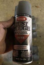36 Cans, 6 CASES Krylon Rust Tough Enamel Primer Spray Paint 12oz ONLY $5.50/CAN