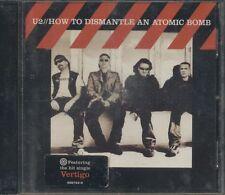 U2 - How to Dismantle an Atomic Bomb Cd Perfetto Disco 0 Segni