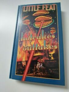 4 CD Box Set - LITTLE FEAT - Hotcakes & Outtakes