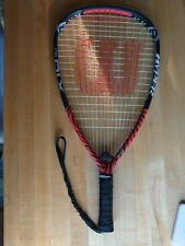 Wilson 170 Hyper DLX Racquetball Racquet/Racket. Lightly Used, Great Condition