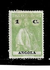 Angola Stamp- Scott # J21/D2-1/2c-Mint/H-1921-Postage Due-OG