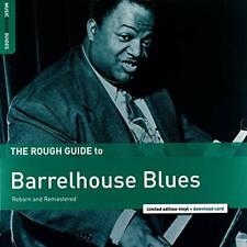 ROUGH GUIDE BARRELHOUSE BLUES - VARIOUS