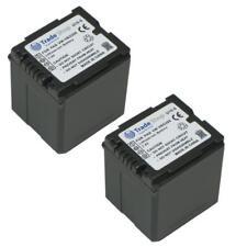 2x Akku für Panasonic NV-GS320 NV-GS330 NV-GS500 NV-GS60 NV-GS80 NV-GS90 GS230