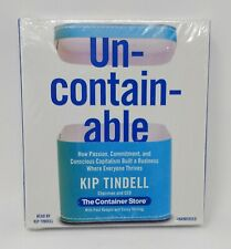 Kip Tindell: Uncontainable Unabridged 6 Cd's Audio Book