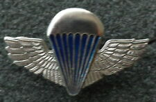 RUSSIAN  VDV PARATROOPS WINGS PIN BADGE RARE