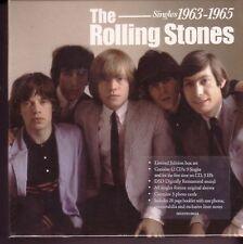 "Rolling STONES ""Singles 1963 - 1965"" 12 CD Box-Set RARE"