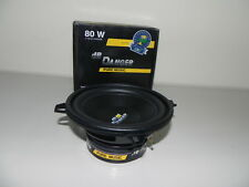 WOOFER casse HI FI CAR 80 W 130 mm  ECC 13 CM PURE MUSIC  1 pz