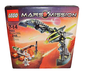 NEW Lego Space Mars Mission 7693 ETX Alien Strike SEALED