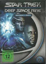 Star Trek Deep Space Nine Season 3.1 Deutsche Ausgabe 3 DVD`s