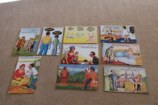 A Large Collection of Vintage Postcards Includes Bamforth & Co