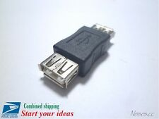 Usb to Usb adapter female/female coupling converter for USB cable