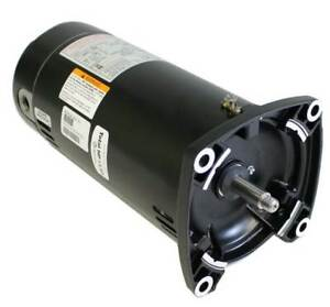 New A.O. Smith USQ1102 1 Hp Swimming Pool/Spa Replacement Motor 1102 Hayward 48Y