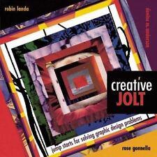 Creative Jolt Denise Anderson, Rose Gonnella, Robin Landa Paperback