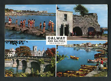 Posted C1966: Multiviews of Galway & Salthill, Eire