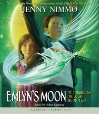 The Magician's Trilogy; Emlyn's Moon - Book #2 by Jenny Nimmo 2007 Audio Book