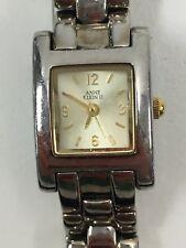 Working Ladies Silver Anne Klein Quartz Watch BZ