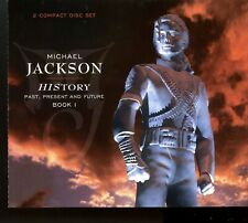 Michael Jackson / History - Past Present And Future Book 1 - 2CD Fatbox