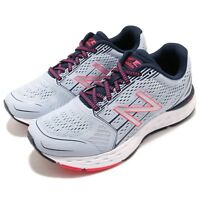 New Balance W680CG5 D Wide Blue Pink Navy Women Running Shoes Sneakers W680CG5D